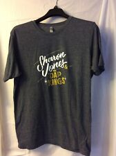 Sharon Jones And Dap Kings.  Grey. Sz. XXL. Shirt