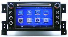 Auto Stereo Car Radio DVD Player GPS Navigation For Suzuki Grand Vitara +3D Map