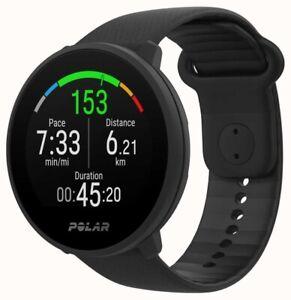 Polar Unite HRM Fitness Watch - Black