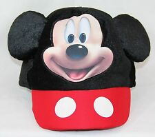 Disney Junior Child Clubhouse Deluxe CAP HAT Stretch Fit Mickey Mouse Face Ears