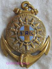 IN11006 - INSIGNE 4° Régiment d'Infanterie Coloniale, émail, déposé