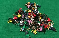 Subbuteo 50 Crowd Supporters Spettatori painted MIXED Colour Over 300+ Available