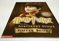 √ Harry Potter and the Sorcerer's Stone Poster Book 15 Different 9x12 Posters