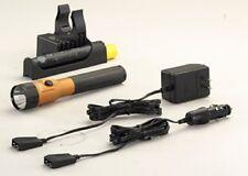 Streamlight 75645 Orange Ds Led Piggyback Stinger Ac/Dc Kit