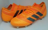 ADIDAS NEMEZIZ 18.1 SG MENS FOOTBALL UK 7 EUR 40.2/3 US 7.5 RRP £179.95 Orange