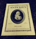 Antiques Magazine Vol 5 No 2-Feb 1924-Masonic Bottle, Arm Chairs, Staffordshire