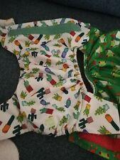 Baba Boo Small Nappies Newborn Cloth Reusable