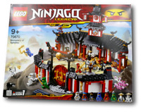 LEGO® NINJAGO 70670 Kloster des Spinjitzu NEU, OVP & Blitzversand