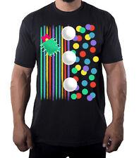 Clown Costume T-Shirt, Men's Graphic Tees, Funny Halloween Men's Shirts!