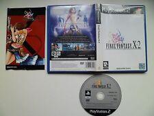 Final Fantasy X-2 (Sony PlayStation 2, 2004) Tested