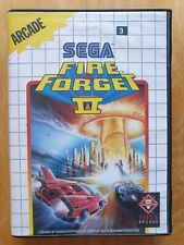 Fire and & Forget II 2 Sega Master System PAL Titus