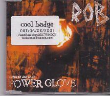 Rob-Power Glove cd maxi single