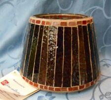 Home Interiors Savvy Stripes Mosaic Candle Shade