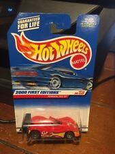 2000 Hot Wheels First Editions Ferrari 333 SP #071