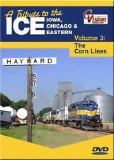 A Tribute to the ICE Vol 3 Iowa, Chicago & Eastern DVD