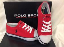 Ralph Lauren Canvas Casual Shoes for Boys with Laces