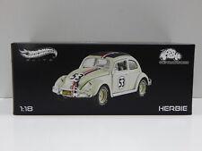 1:18 Volkswagen - Herbie Goes To Monte Carlo Hot Wheels Elite BLY22