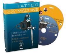 Tattoo School - Tattoo Machine DVD