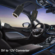 Auto USB Interior Cables Connector Car-charger Cigarette Lighter Adapters Plugs