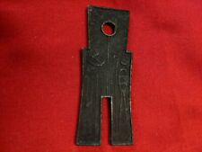CHINA BRONZE SPADE MONEY ISSUED BY WANG -  NANG DYNASTY VF / EF . (Last one  )