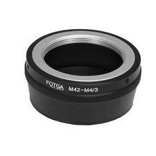 FOTGA Adapter M42 Lens To Micro 4/3 M4/3 EP1 EP2 EPL1 GF1 GF2 GH1 G1 G2 GH3 GH2