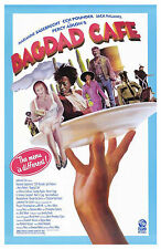 BAGDAD CAFE (1988) ORIGINAL MOVIE POSTER  -  ROLLED
