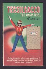 CALENDARIETTO BARBIERE 1952 SEMESTRINO TESSILSACCO DE MAGISTRIS MILANO - FIRENZE