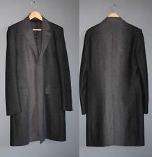 New Maison Martin Margiela AW17 Mens wool degrade effect coat T 50