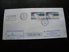 TAAF - enveloppe 9/10/1984 (cy57)