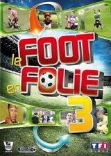 Le Foot en folie 3 DVD NEUF SOUS BLISTER