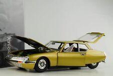 Citroen SM 1971 gold metallic 1:18 Norev 181730