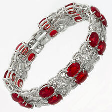 Armbänder im Armreif Stil mit Rubin Edelsteine