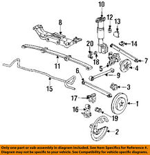 GM OEM Rear Suspension-Auxiliary Spring 10130162