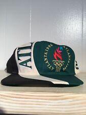 Vintage 90s 1996 Atlanta Olympics Snapback Hat