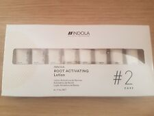 Indola Innova #2 Care Root Activating Lotion 8 x 7ml