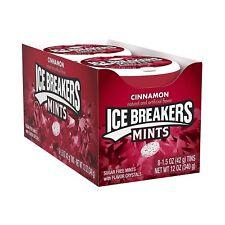 Fresh Mint Candy Bulk Cinnamon Sugar Free Packed Of 8 Freshen Breath Flavor Best