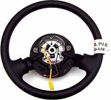 Ford KA Black 2 Spoke Steering Wheel + Airbag Squib 111130 YS51-3600-AAW New