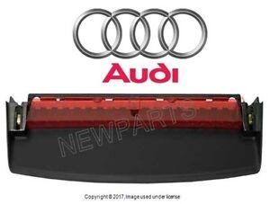 For Audi A4; A4 Quattro S4 2009-2016 Third Brake Light Genuine 8K5945097