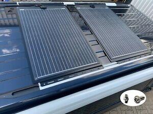 T5 T6 T6.1 AV-Solarkit TWIN California Solarmodul Solaranlage Photovoltaik 240W