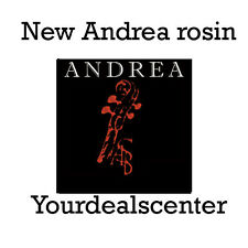 New Andrea Cello  Rosin Solo ( casals) ----SMALL CAKE