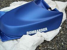 Rear Seat Skin 2003 SeaDoo GTX 4-TEC Blue 269000973 New