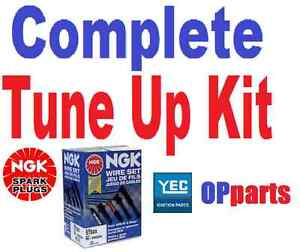 oem Tune Up Kit  for Accord LX 2.2    PCV,Cap,Rotors,Wires,Plugs 1994-97