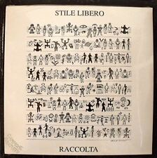 AA.VV. STILE LIBERO RACCOLTA  album lp vinile originale sigillato