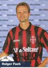 AK 3208 Holger Fach Bayer 04 Leverkusen