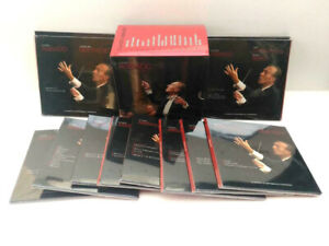 Claudio Abbado 13 CD (12+1) in cofanetto di Repubblica/L'Espresso nuovi