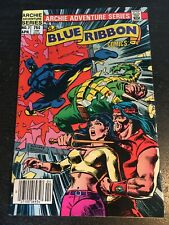 Blue Ribbon Comics#7 Incredible Condition 9.0(1984) Buckler Cover