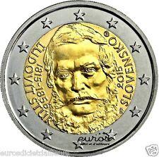 2 euros SLOVAQUIE 2015 - 200ème Ann. de la Naissance de Ludovít Štúr - UNC
