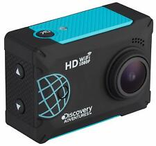 Discovery Trek Adventures Full HD 1080P Wifi Action Camera with Waterproof Case