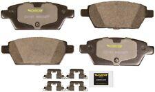 Disc Brake Pad Set-Total Solution Ceramic Brake Pads Rear Monroe CX1161