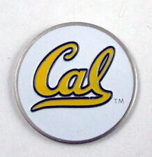 5 NCAA Collegiate Golf Ballmark Ballmarker Ball mark ballmark California White Y